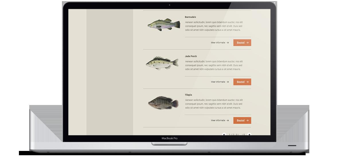 Aquafarming Website