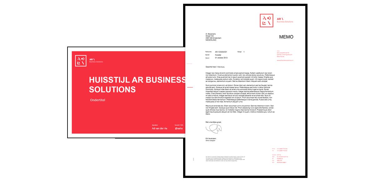 AR Business Solutions Correspondentie